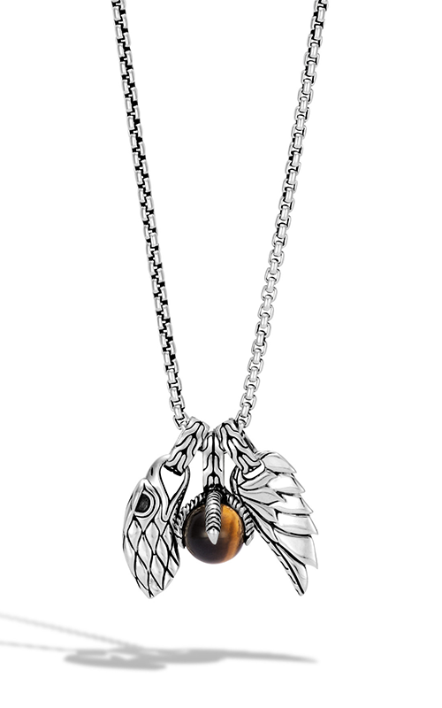 John Hardy Legends Eagle Necklace NBS933261TEX26 product image
