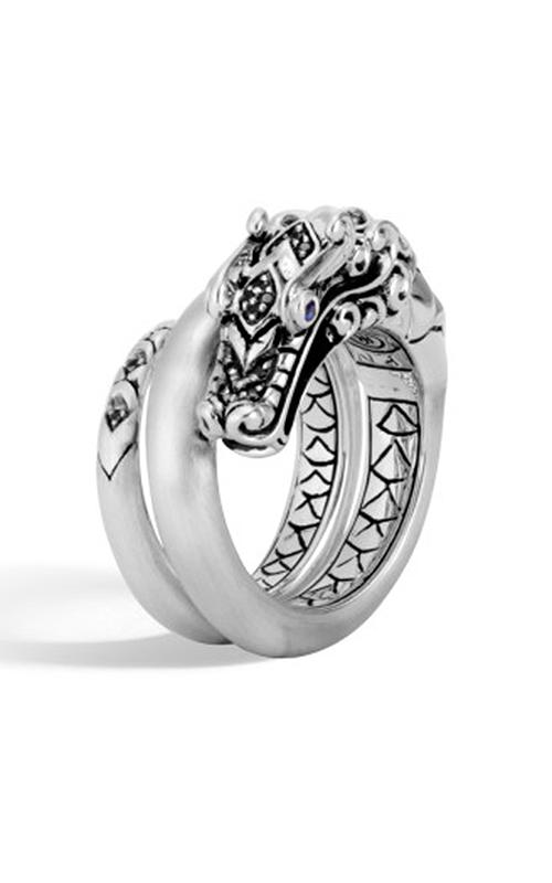 John Hardy Legends Naga Fashion Ring RBS601354BHBNBSPX7 product image