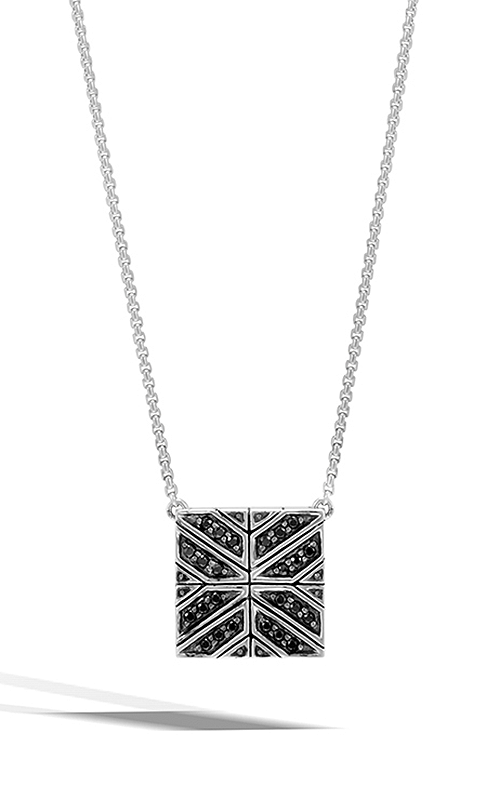 John Hardy Modern Chain Necklace NBS9995954BLSX16-18 product image