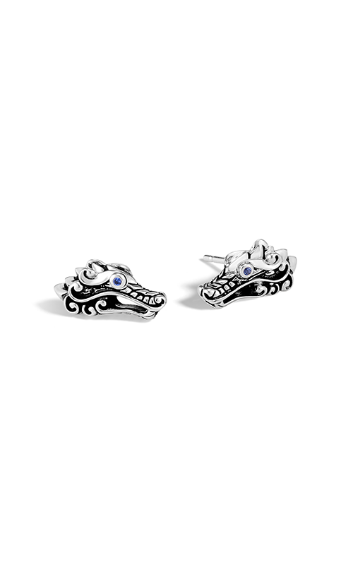 John Hardy Legends Naga Earring EBS60134BSP product image