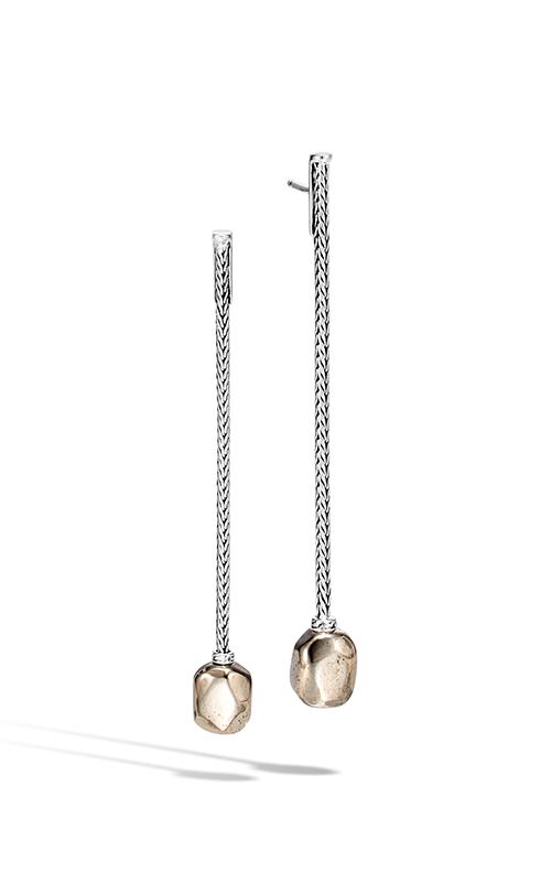 John Hardy Classic Chain Earrings EBS902761PY product image