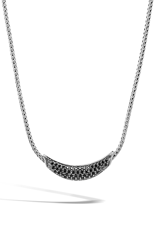 John Hardy Classic Chain Necklace NBS900404BLSBNX16-18 product image
