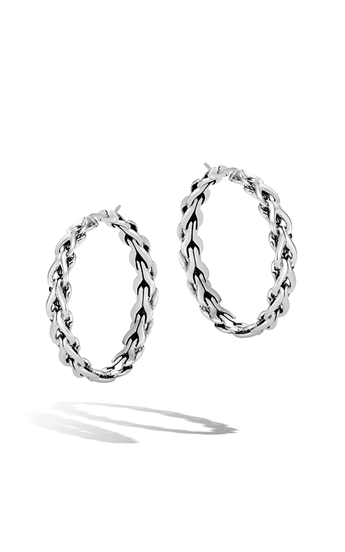 John Hardy Classic Chain Earrings EB90373 product image