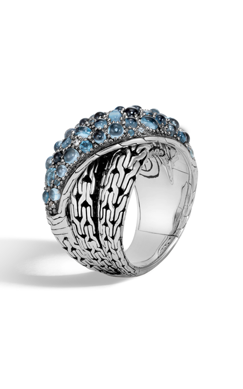 John Hardy Classic Chain Fashion Ring RBS902384MBTBZX7 product image