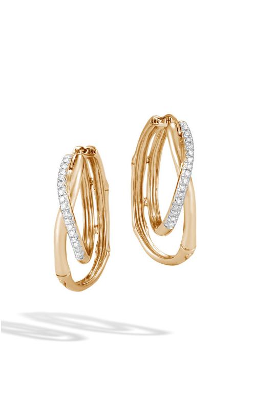 John Hardy Bamboo Earrings EGX570152DI product image