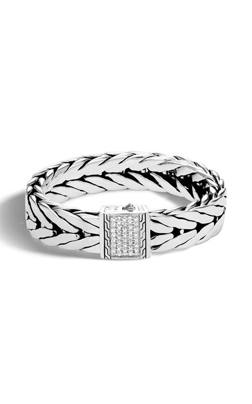 John Hardy Modern Chain Men's Bracelet BMP9995362DIXM product image