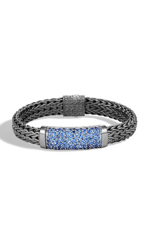 John Hardy Classic Chain Men's Bracelet BMS9910094MBRDBSPXM product image