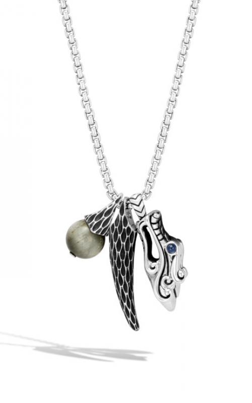 John Hardy Legends Naga Men's Necklace NMS6501411EGBSPX26 product image