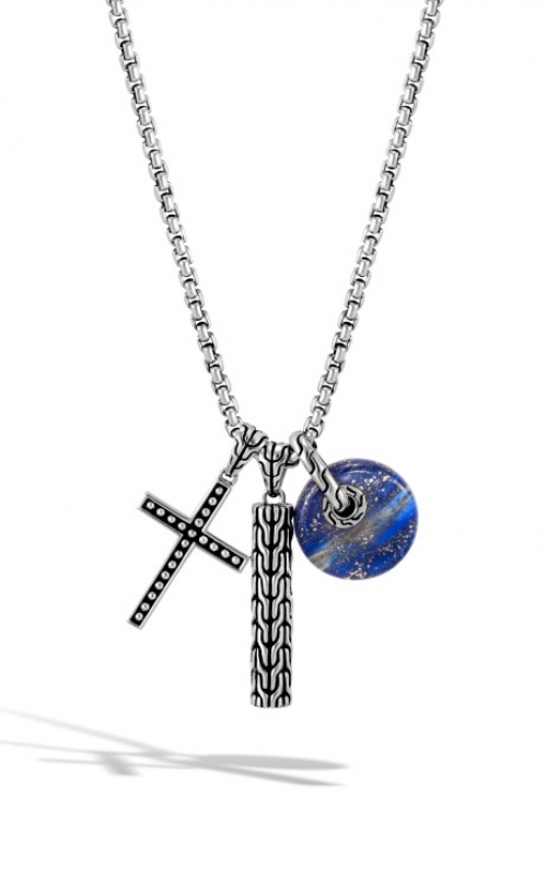 John Hardy Classic Chain Men's Necklace NMS900631LPZX26 product image