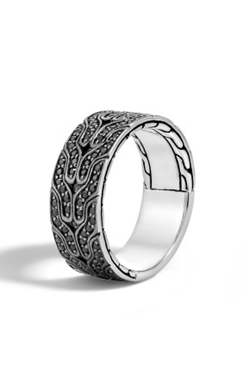 John Hardy Classic Chain Men's ring RBS998424BLSX10 product image