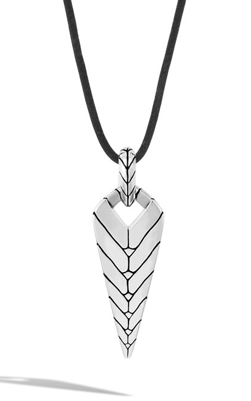 John Hardy Modern Chain Men's Necklace NM999720BLX26 product image