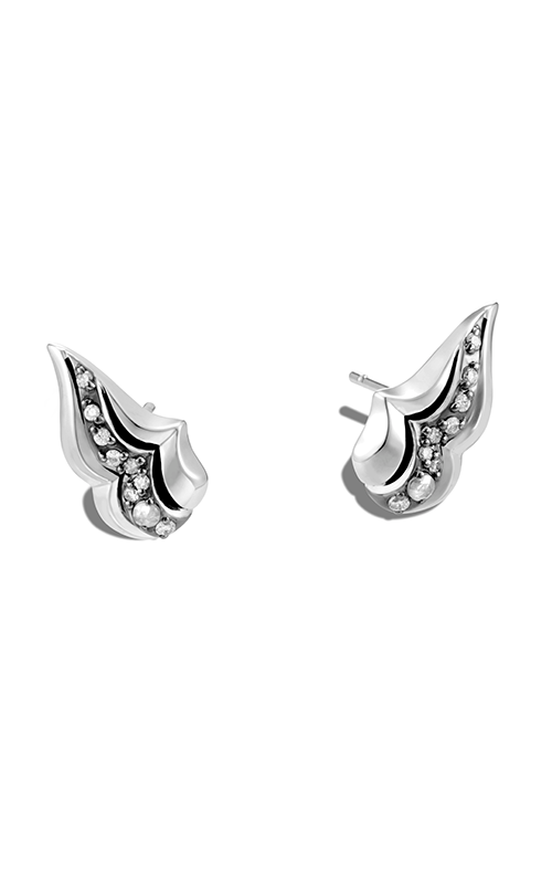 John Hardy Lahar Earrings EBP440402MDI product image
