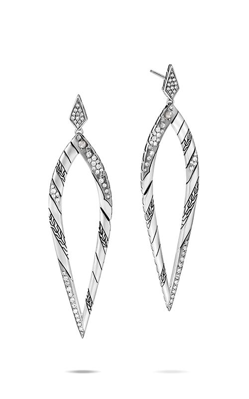 John Hardy Lahar Earrings EBP440382MDI product image