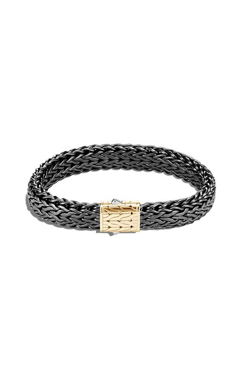 John Hardy Classic Chain Men's Bracelet BMZ94045SMBRDXM product image