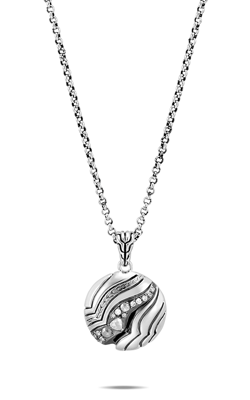 John Hardy Lahar Necklace NBP440392MDIX18 product image