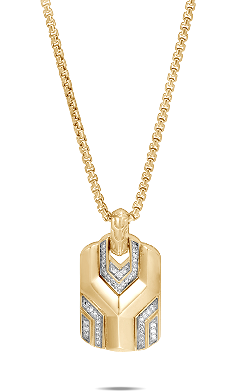 John Hardy Classic Chain Necklace NMGX904572DIX26 product image