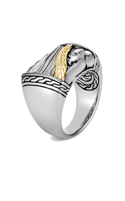 John Hardy Classic Chain Men's ring RMZ90469STLX10 product image