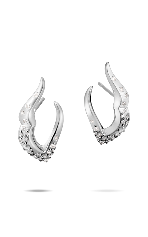 John Hardy Lahar Earrings EBP440072MDI product image