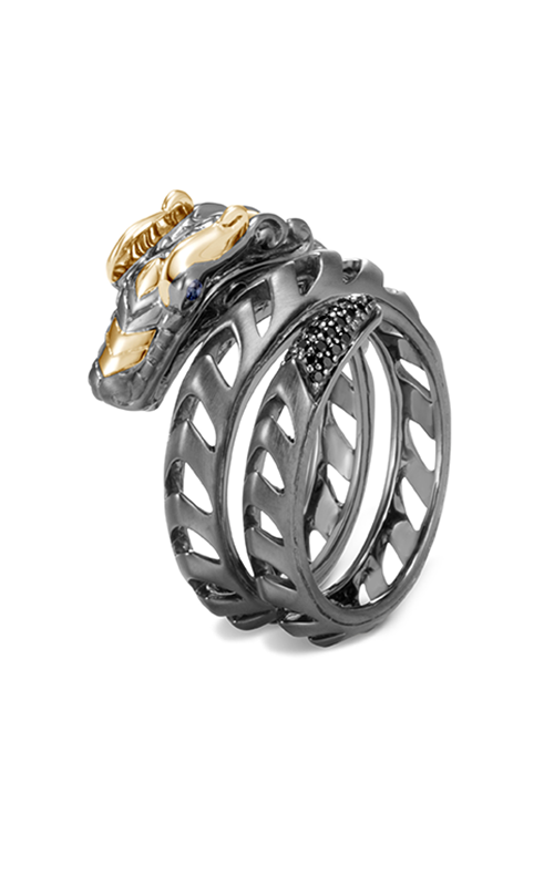 John Hardy Legends Naga Fashion Ring RZS601594BRDBHBNX7 product image