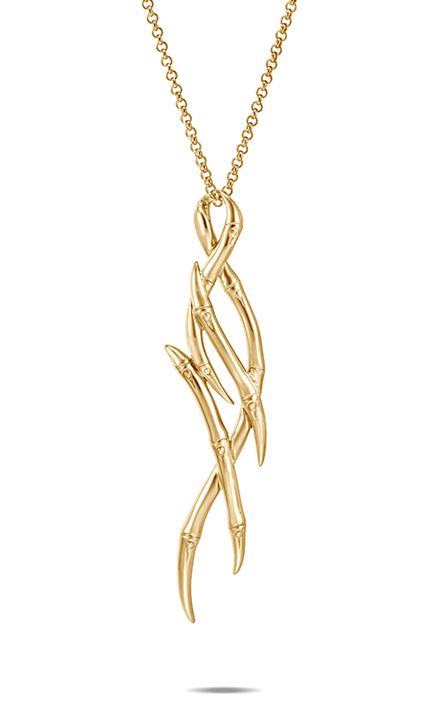 John Hardy Bamboo Necklace NG50028X36 product image