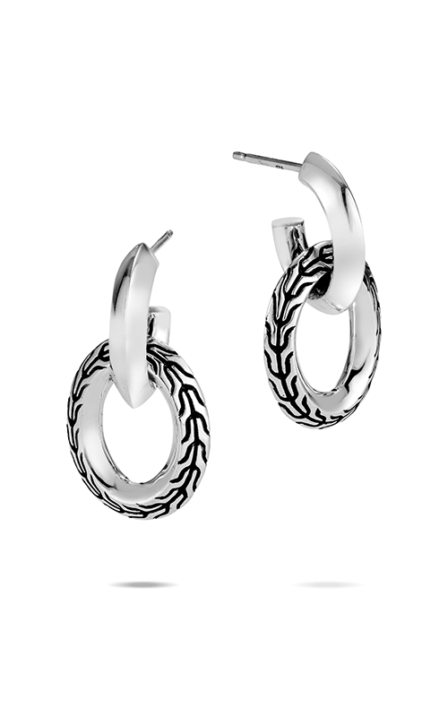 John Hardy Classic Chain Earrings EB90486 product image
