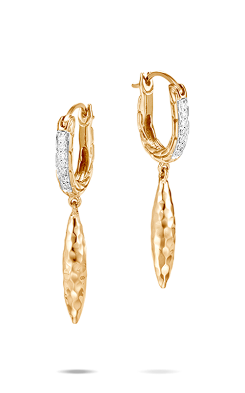John Hardy Classic Chain Earrings EGX905612DI product image