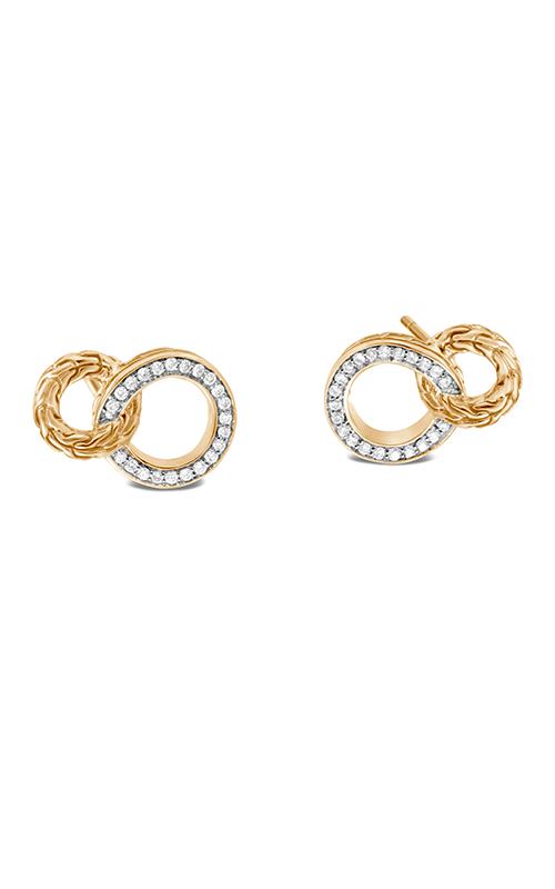 John Hardy Classic Chain Earrings EGX905832DI product image