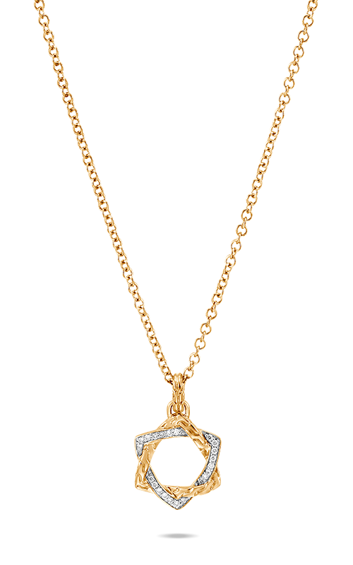 John Hardy Classic Chain Necklace NGX905752DIX16-18 product image