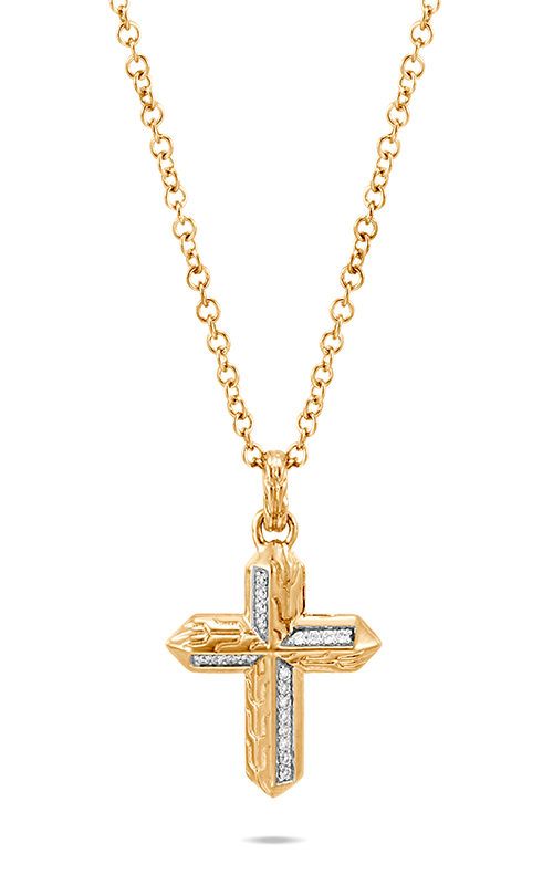 John Hardy Classic Chain Necklace NGX905762DIX16-18 product image