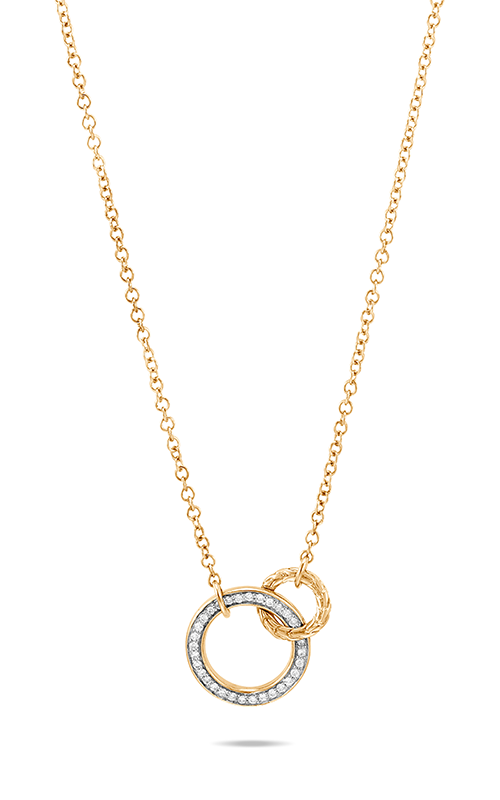 John Hardy Classic Chain Necklace NGX905822DIX16-18 product image