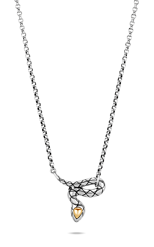 John Hardy Legends Cobra Necklace NZ90592X16-18 product image