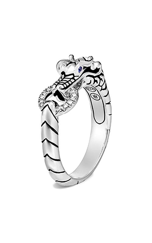 John Hardy Legends Naga Fashion Ring RBP601792BSPDIX5 product image