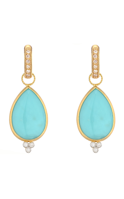 Jude Frances Earring C025E-TURQ-WDCB-Y product image