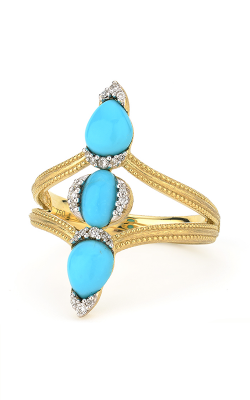 Jude Frances Fashion Ring R03F16-TQMD-WDCB-6.5 product image