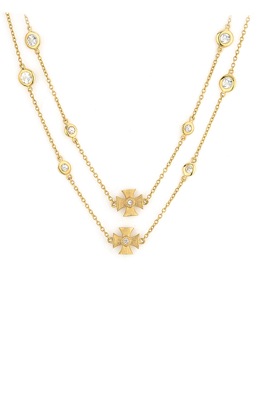 Jude Frances Necklace SC0084-32-WS-YL product image