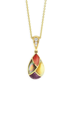 Kabana Riviera Necklace GPCF075MMS product image