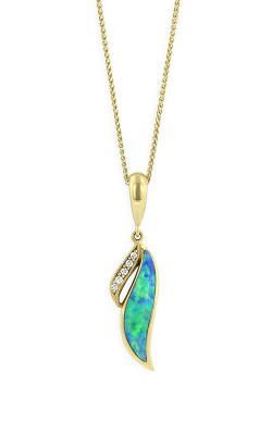 Kabana Opal Necklace XGPCF191D4XX-CH product image