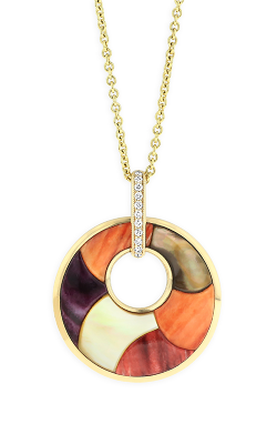 Kabana Riviera Necklace GPCF382MMS-CH product image