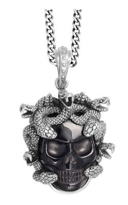 King Baby Studio Necklace K10-5468-AGB product image