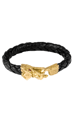 King Baby Studio Men's Bracelets Bracelet K40-8164G product image