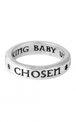 King Baby Studio Men's Ring K20-5722-6 product image