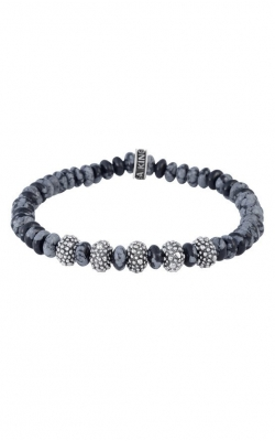 King Baby Studio Men's Bracelets Bracelet K40-5540-7.5 product image