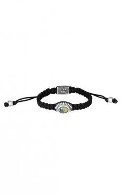 King Baby Studio Men's Bracelets Bracelet K42-8176-BLK product image