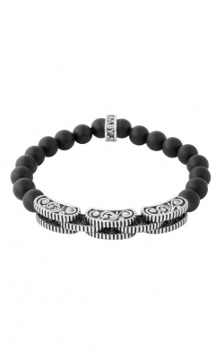 King Baby Studio Men's Bracelets Bracelet K42-8221-7.5 product image