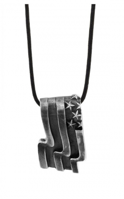 King Baby Studio Men's Necklaces Necklace K10-5346 product image