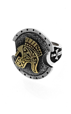 Spartan Shield Ring product image