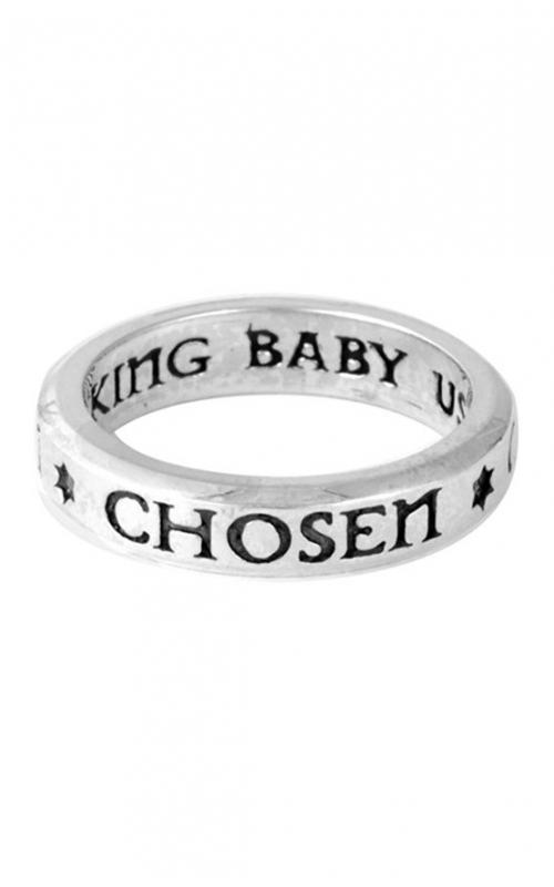 King Baby Studio Men's ring K20-5722-6 product image