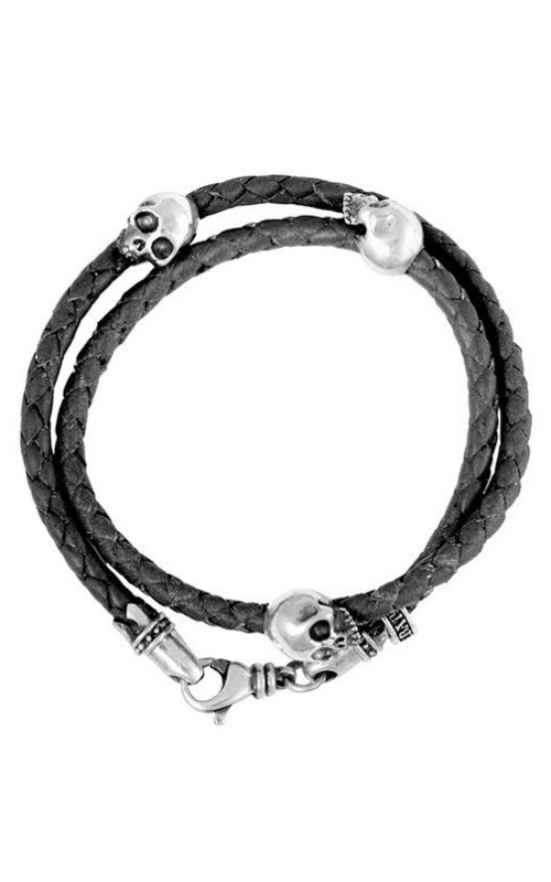 King Baby Studio Bracelet K42-5543-BLK product image