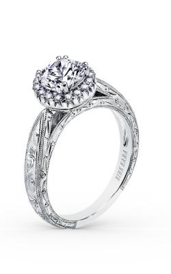 Kirk Kara Carmella Engagement Ring K1010DC-R product image