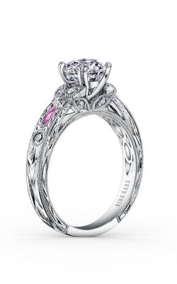 Kirk Kara Dahlia Engagement Ring K1120VDC-R product image